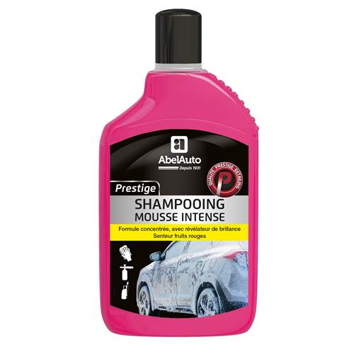 AbelAuto Shampooing Mousse Intense