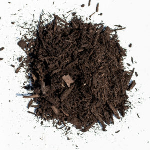 Brown Velvet Mulch - Per Yard