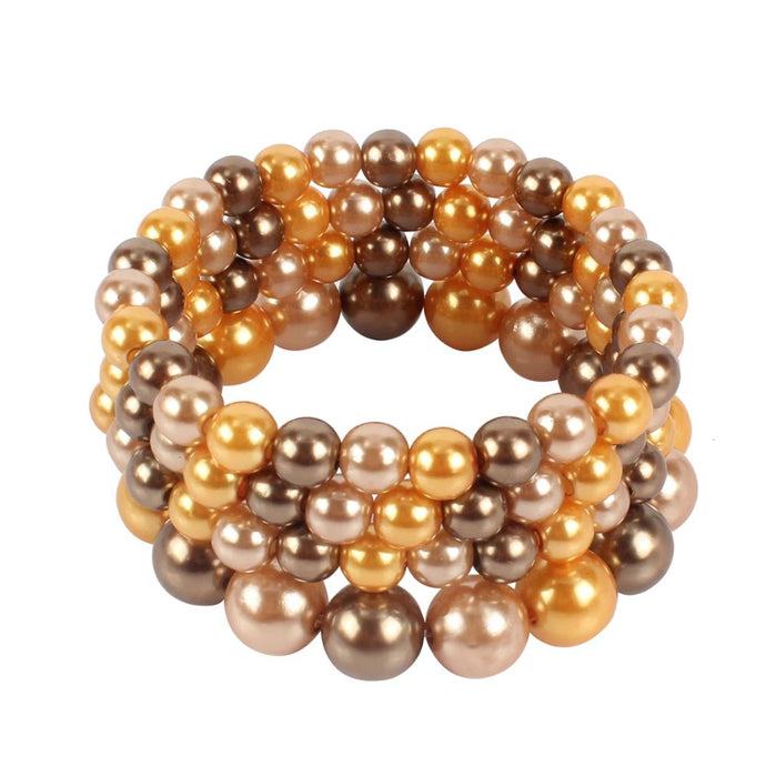 Layer Stretch Bracelet