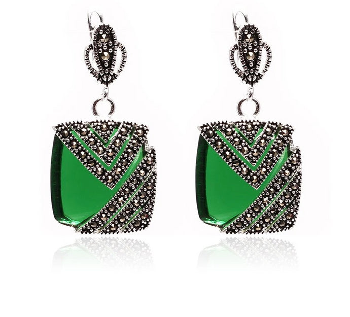 Green Gem Pair