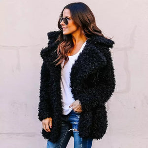 Emma Fur Cardigan