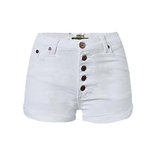 Load image into Gallery viewer, Bali White Shorts
