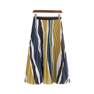 Weigela Pleated Skirt