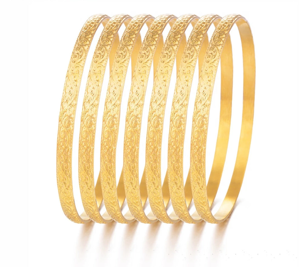 Bali Steel Bangle
