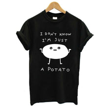 Load image into Gallery viewer, Potato Print T