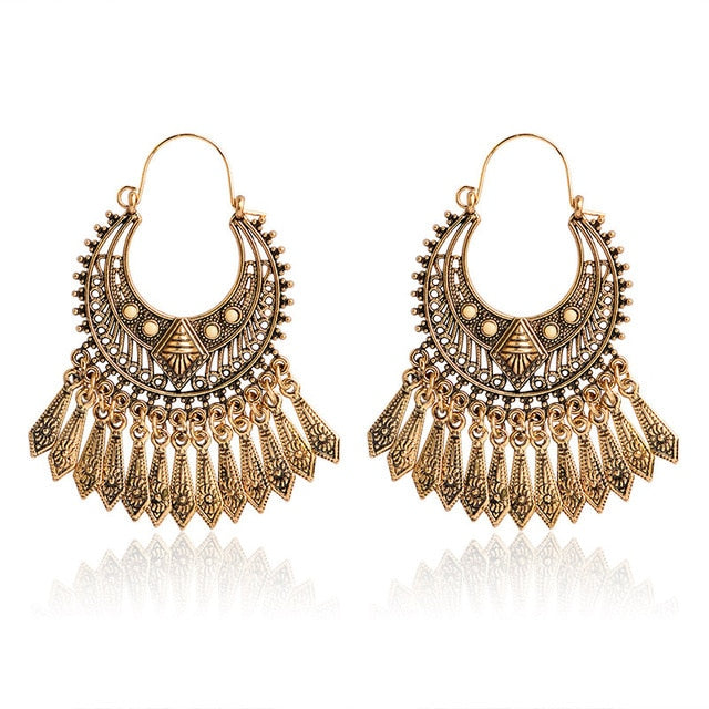 Chandelier Dangle Earring