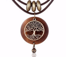 Load image into Gallery viewer, Life Tree Necklace