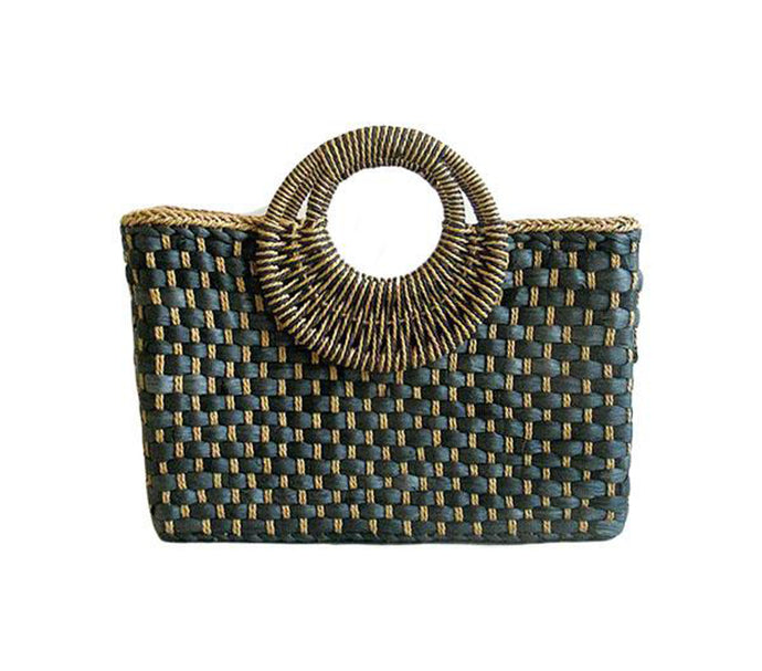 Wicker Straw Bag