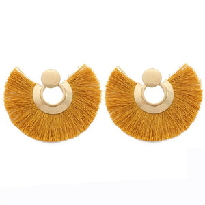 Fan Earring