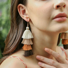 Load image into Gallery viewer, The Fringe Earring