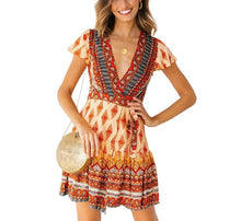 Load image into Gallery viewer, Summer Mini Dress