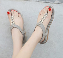 Load image into Gallery viewer, Flat Sandal