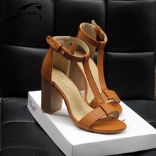 Load image into Gallery viewer, T-Strap High Heel