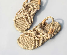 Load image into Gallery viewer, Bali Rope Sandal