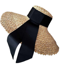 Load image into Gallery viewer, Wheat Straw Hat