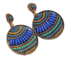 Load image into Gallery viewer, The Aztec Earrings