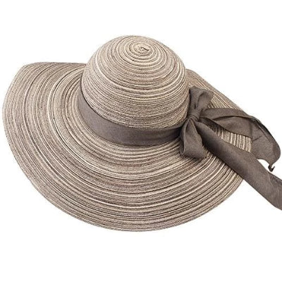 Brown Summer Hat