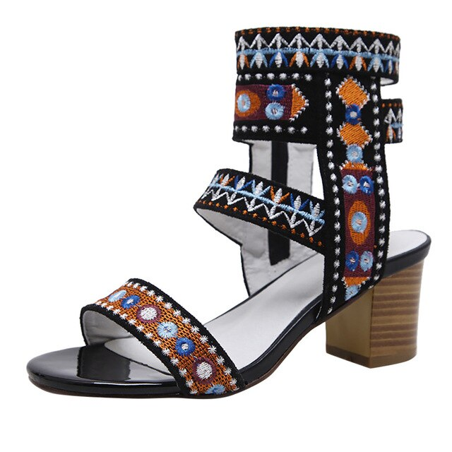 The Aztec Sandal
