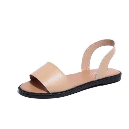 The Nude Sandal
