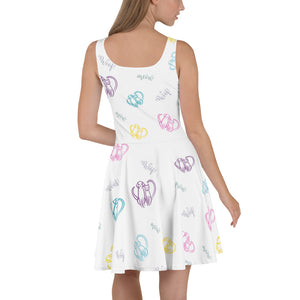 Iconic Cat & Dog Dress