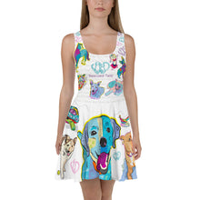 Load image into Gallery viewer, Animal Love Dress