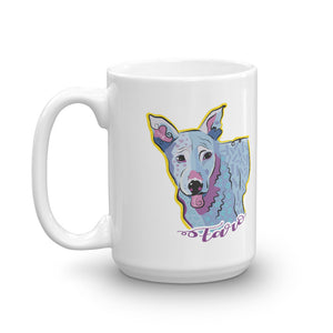 """Faro the amazing dog"" Mug"