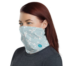 Load image into Gallery viewer, Covid-19 Support Face Mask, Aqua