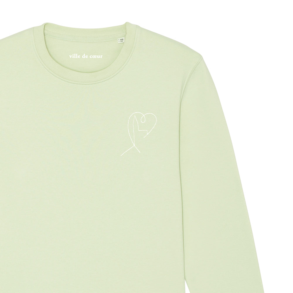 Sweatshirt Stem green