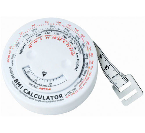BMI Tape Measure / Calculator