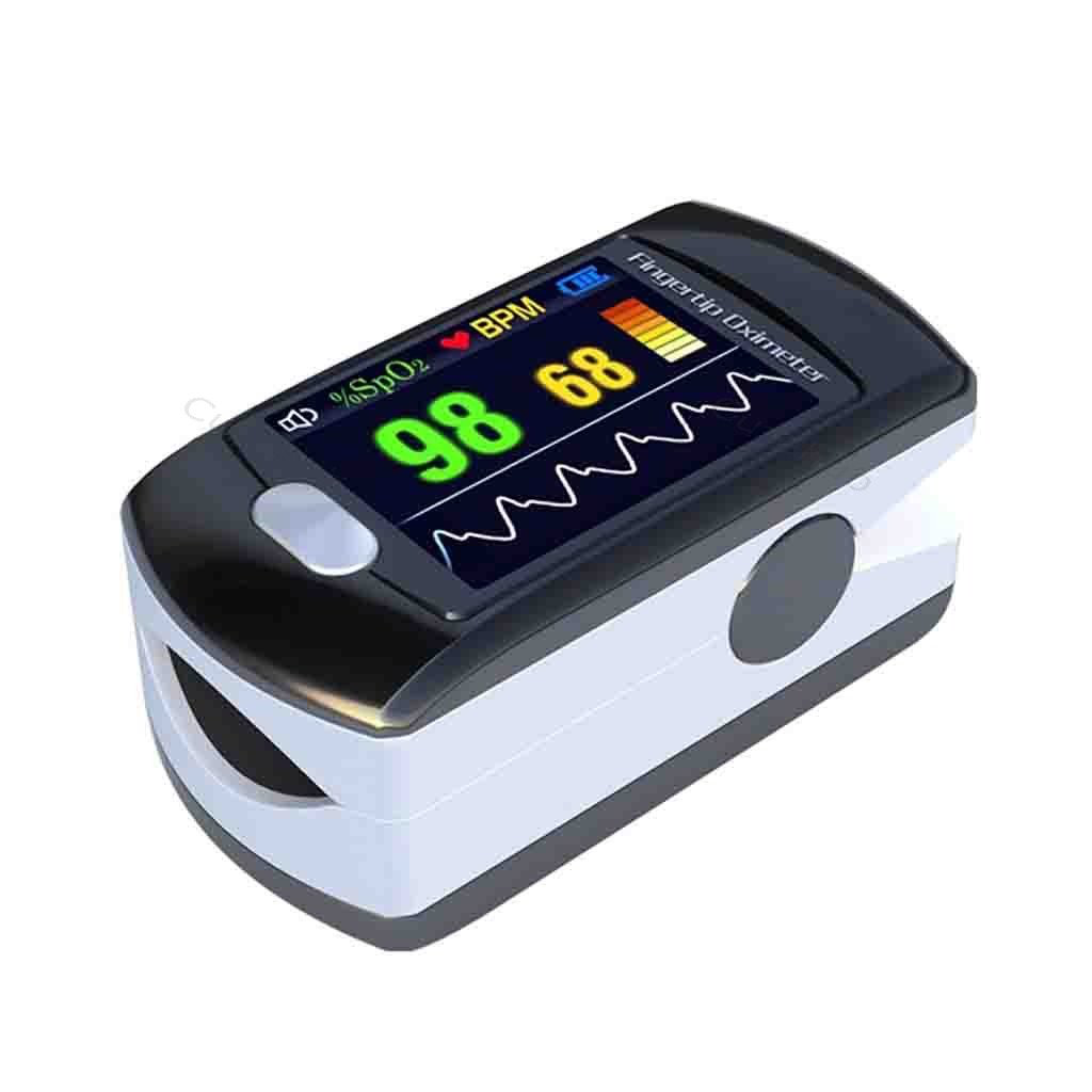 Fingertip Pulse Oximeter (Advanced)