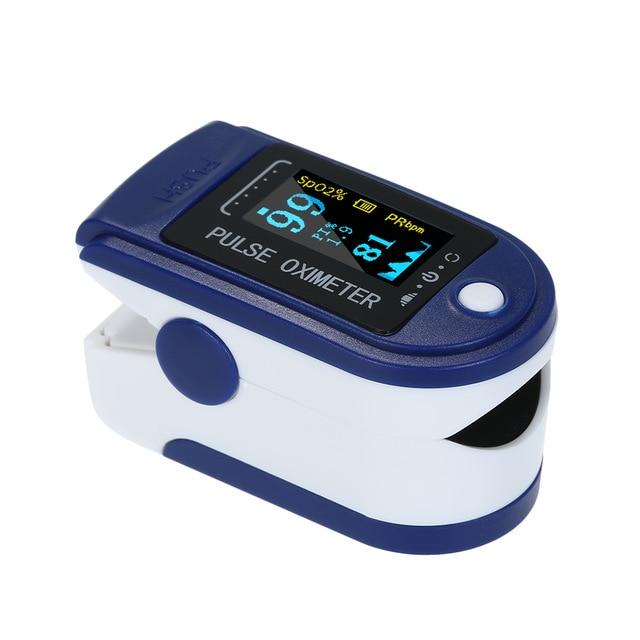Fingertip pulse oximeter (50D)