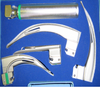 Laryngoscope Set (Fiber Optic)