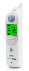 Welch Allyn Braun ThermoScan PRO 6000 Thermometer