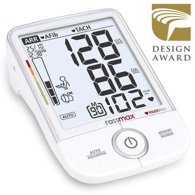 Blood Pressure Monitors - Rossmax Professional Blood Pressure Monitor X9
