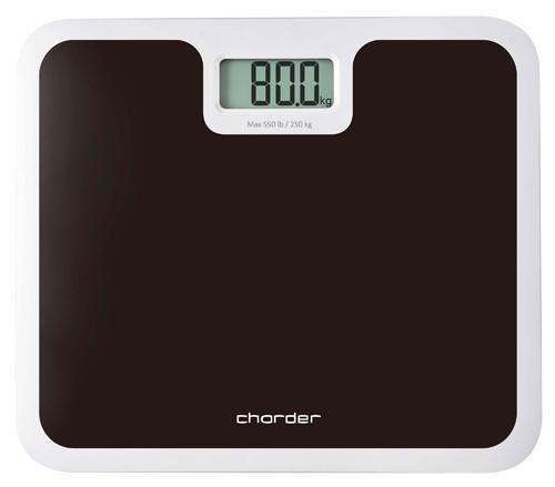 Scales - Charder MS7301 Low Profile Wide Platform Scale