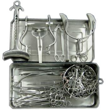 Surgical Instruments - Abdominal Surgery Set - The Basis Of Surgical Instruments