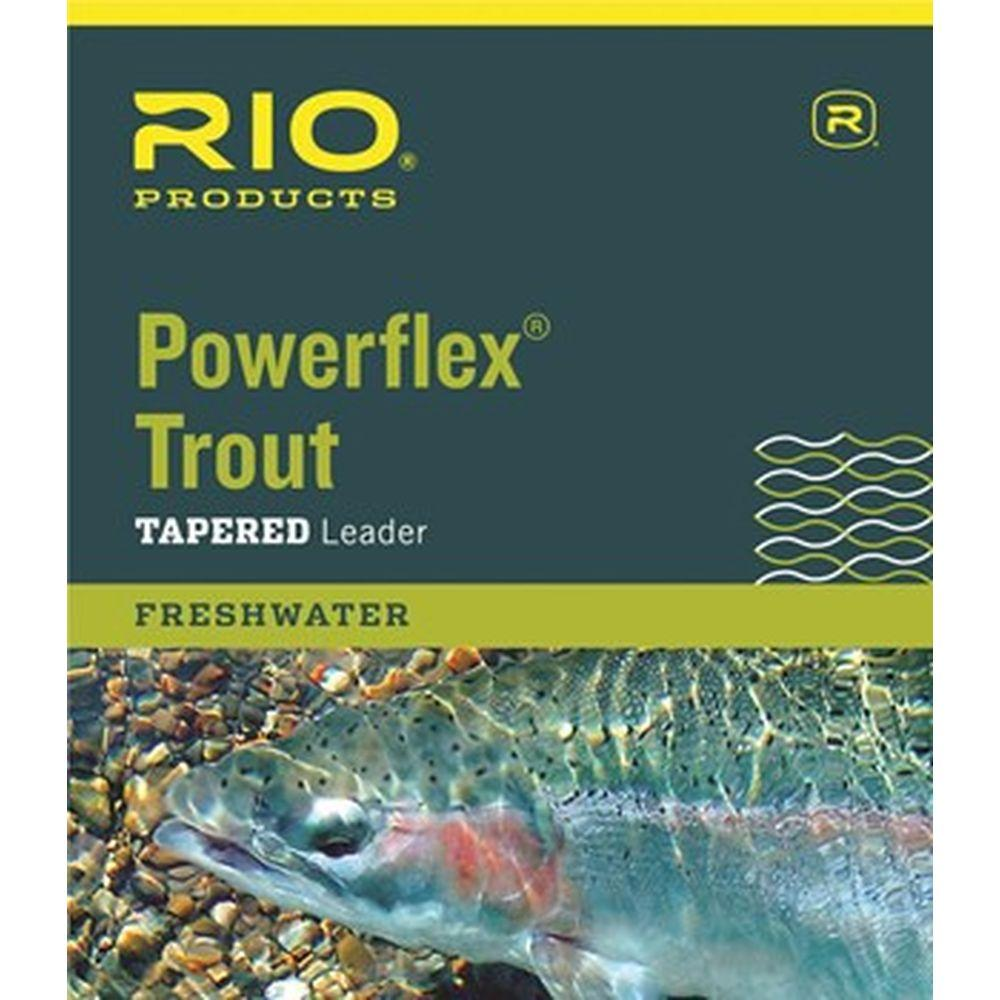 RIO Powerflex TroutLeader 9ft