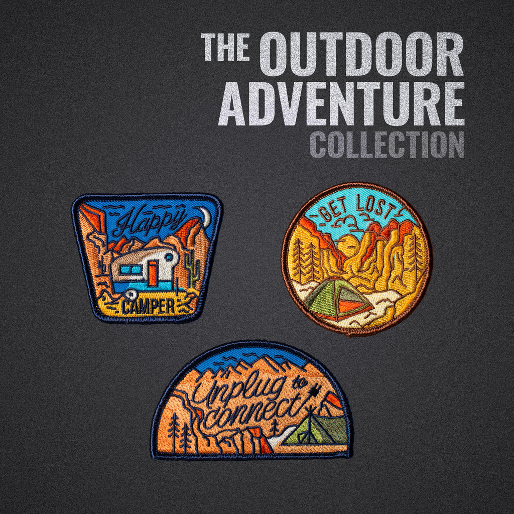 The Outdoor Adventure Collection - Canopy Hats
