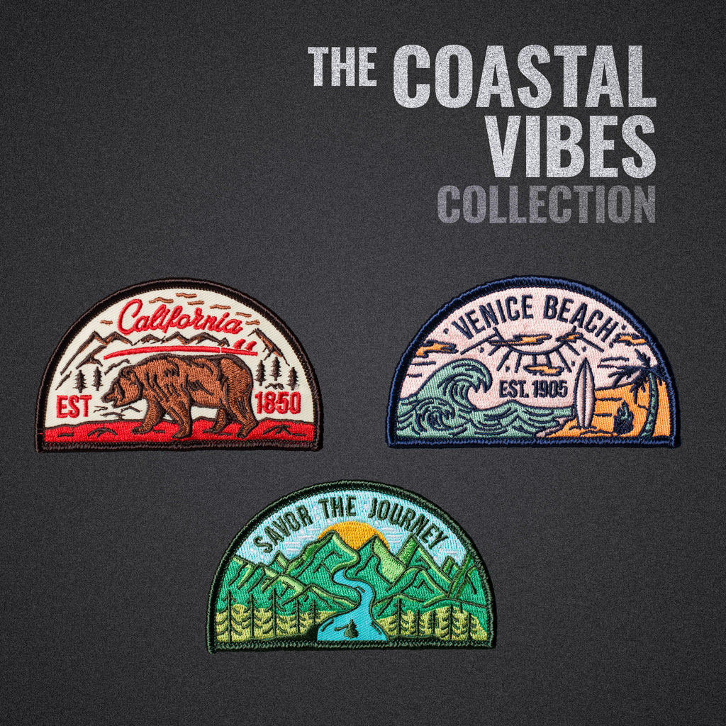 The Coastal Vibes Collection - Canopy Hats