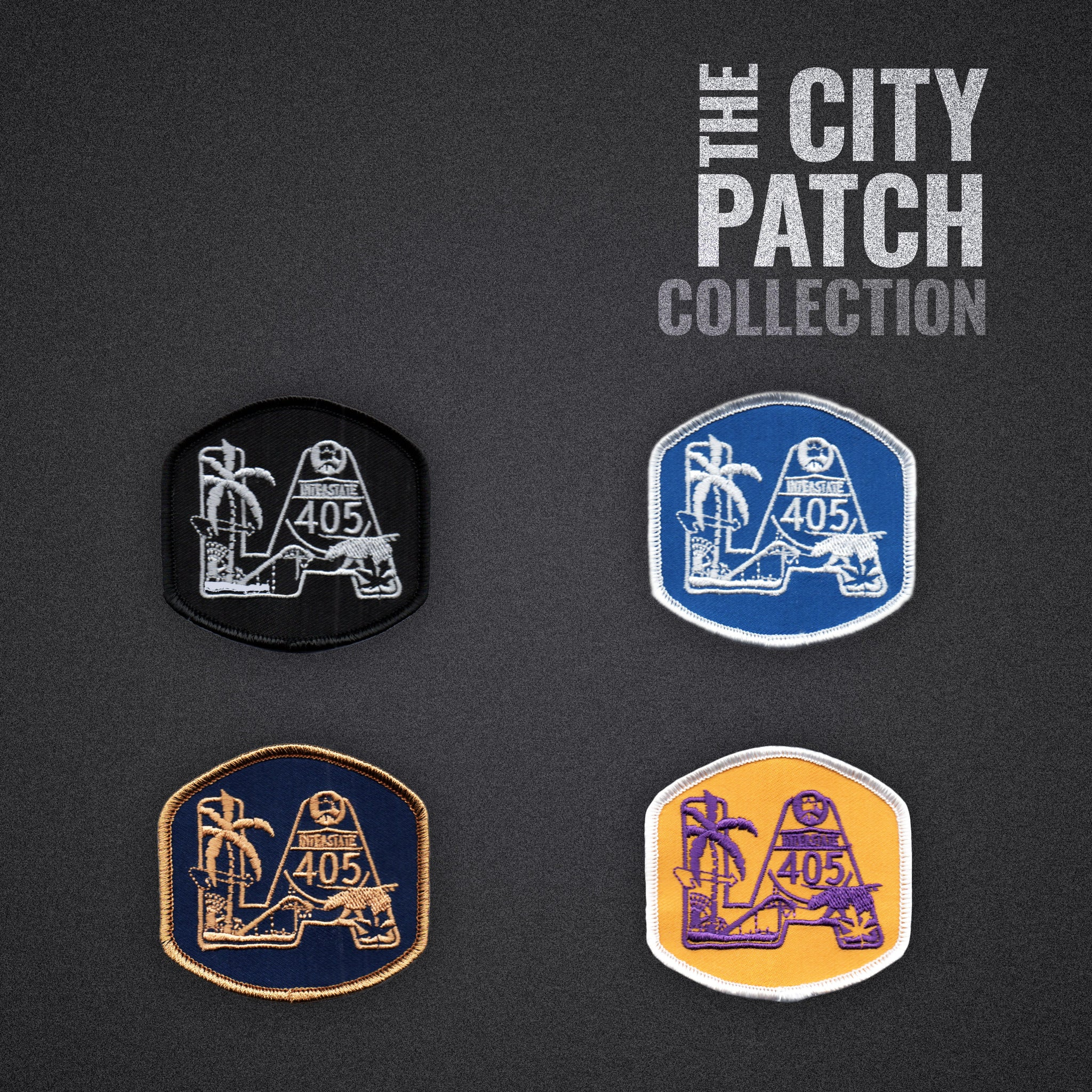 The City Patch Collection - Canopy Hats