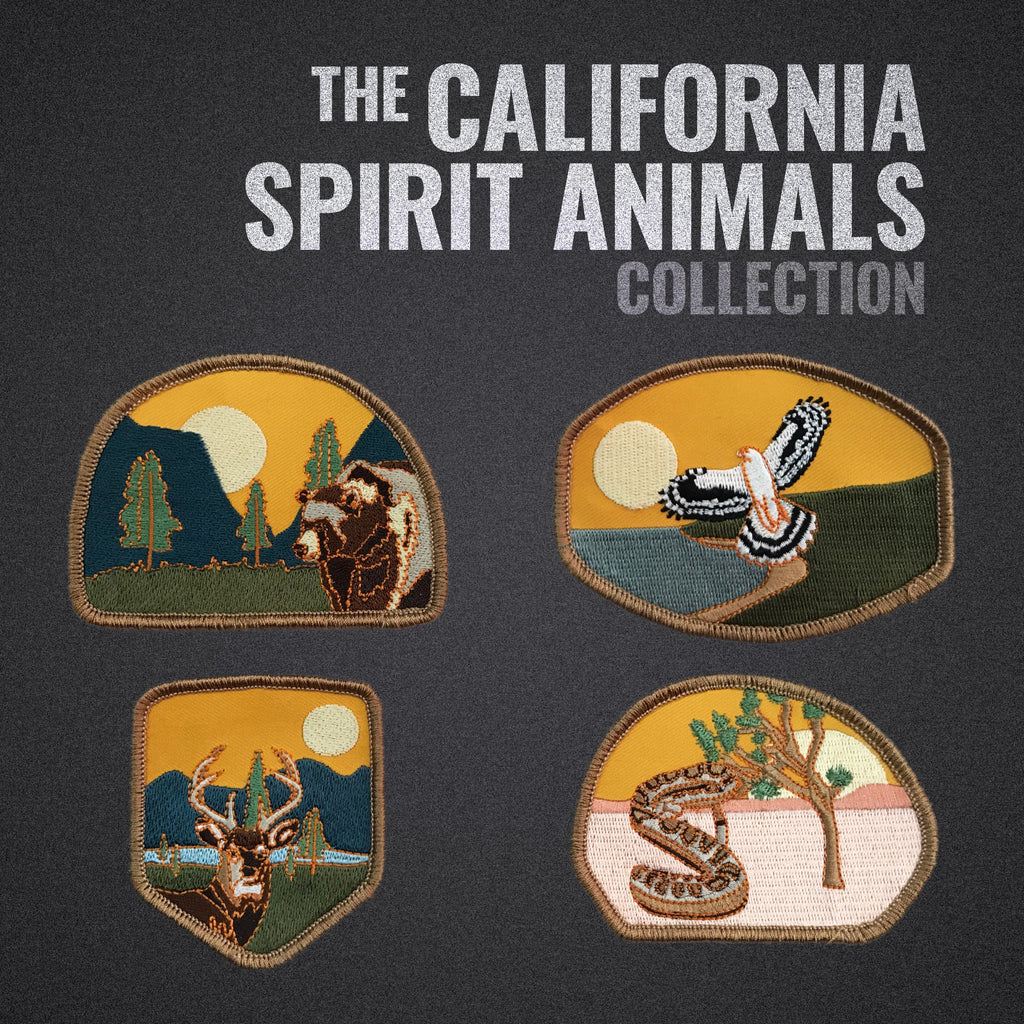 The California Spirit Animals Collection