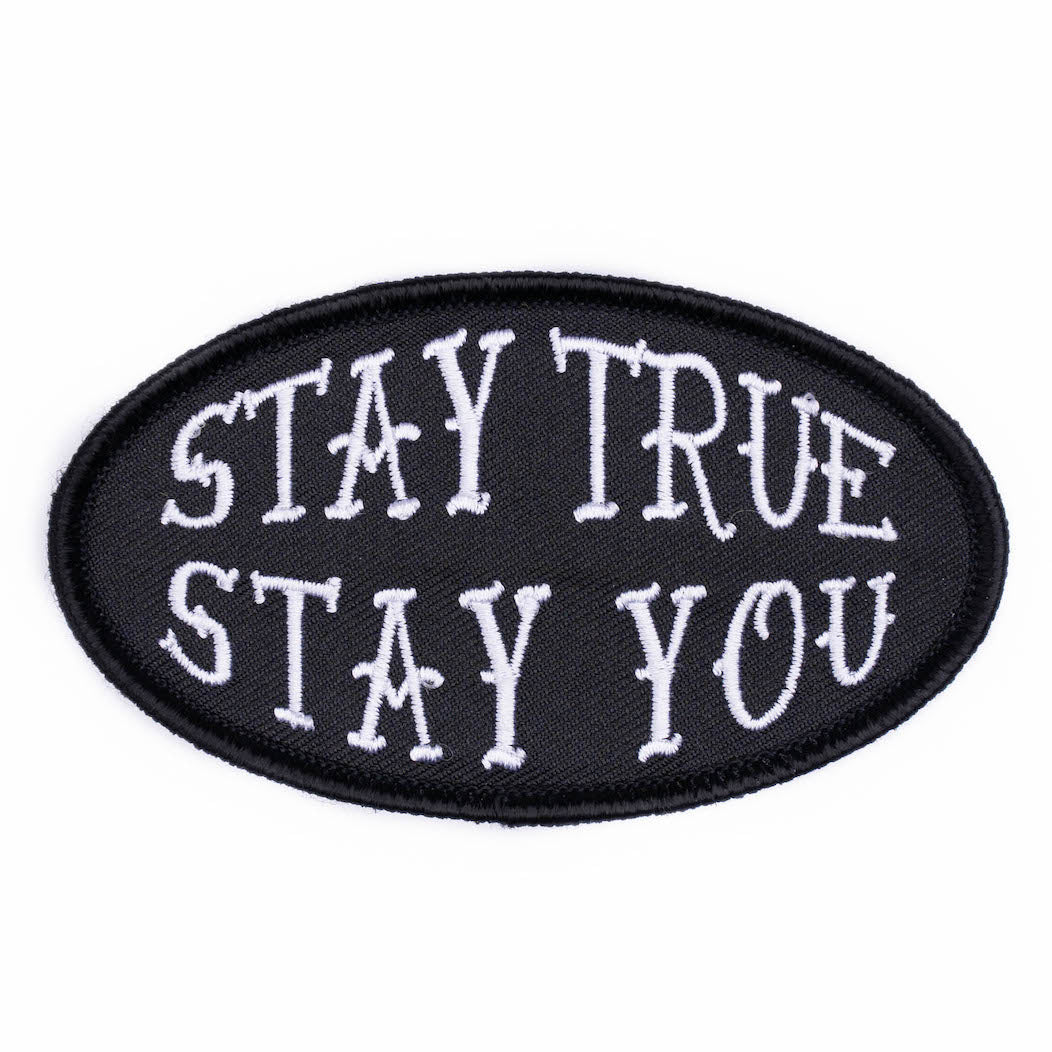 Ryan Cassata - Stay True, Stay You - Oval