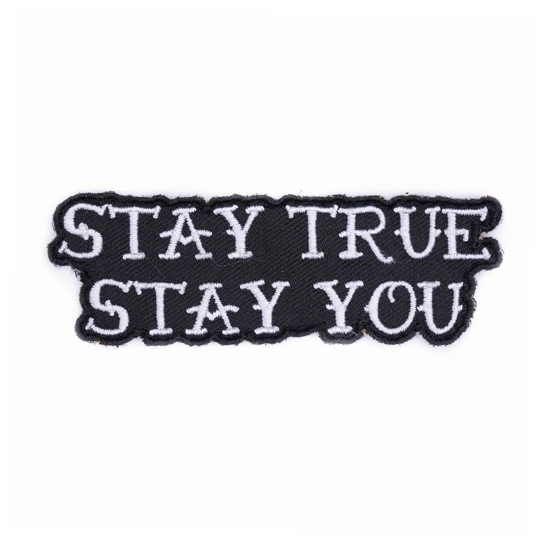 Ryan Cassata - Stay True, Stay You - Stitched
