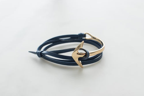 Anchor Bracelet Mens
