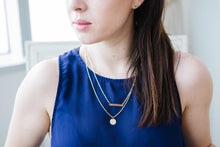 Load image into Gallery viewer, Dainty Gold Necklace
