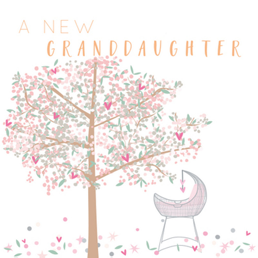 XO gifts - New Granddaughter