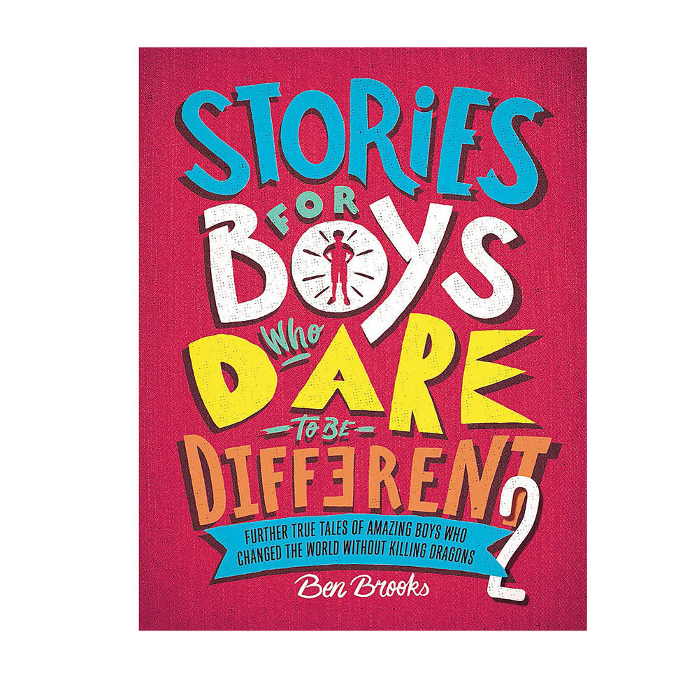 Books - Boys Who Dare to be Different 2