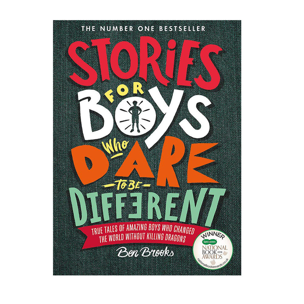 Books - Boys Who Dare to be Different
