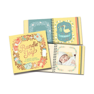 Books - Bundle of Joy Journal