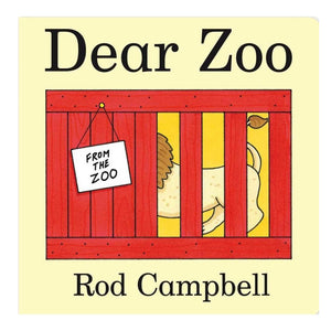 Books - Dear Zoo Board Book